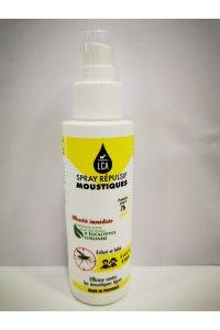 Spray répulsif MOUSTIQUES BEBE/ENFANT