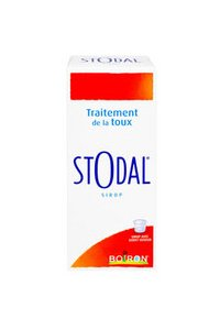 STODAL sirop (flacon de 200ml)