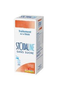 STODALINE sirop sans sucre (flacon de 200ml)