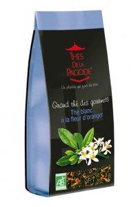 Thé Blanc à la Fleur d'Oranger 110g
