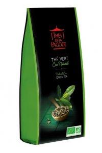 Thé Vert Cru Naturel 100g