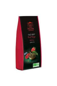 Thé vert Fruits Rouges 100g