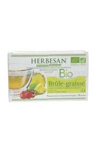 TISANE BRULE GRAISSE Herbesan 20 sachets