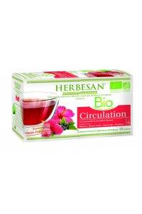 TISANE CIRCULATION/ELIMINATION Herbesan 20 sachets BIO
