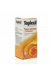 TOPLEXIL 0.33 mg/ml sirop (flacon de 150 ml)