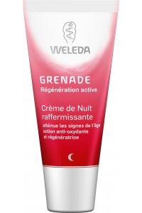 WELEDA Crème de Nuit raffermissante à la Grenade bio 30 mL