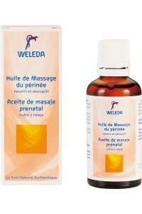 WELEDA Huile de massage du périnée 50 mL