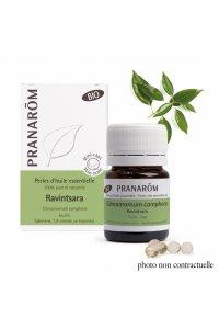 Perles d'huile essentielle RAVINTSARA 60 perles