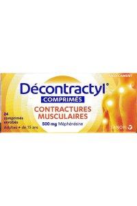 DECONTRACTYL 500mg (24 comprimés)