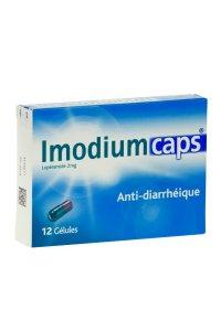 IMODIUMCAPS 2 mg (12 gélules)