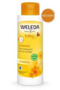 Liniment baby Calendula 400ml WELEDA