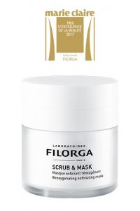 SCRUB & MASK masque exfoliant réoxygénant pot 55ml
