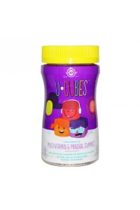 U-CUBES multi-vitamines et minéraux