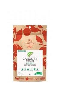 CAROUBE Crétoise POUDRE 75g