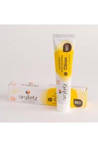 ARGILETZ Dentifrice Bio citron 75ml