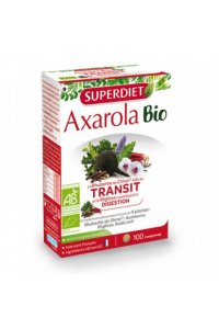 AXAROLA Bio Superdiet 100 comprimés