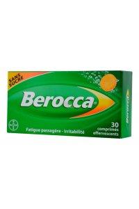 BEROCCA 30 comprimés effervescents