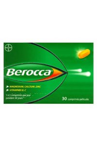 BEROCCA Comprimés à Avaler