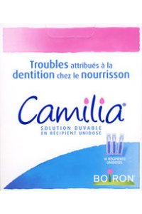 CAMILIA solution buvable (10 unidoses de 1ml)