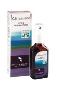 CLIMAROME Désinfectant respiratoire spray 50mL