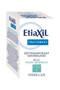 ETIAXIL détranspirant aisselles peaux sensibles bille 15 mL
