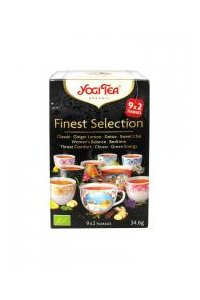 Finest Selection 9x2 teabags
