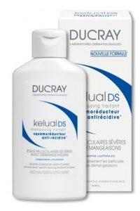 Kelual DS Shampooing Traitant Squamoréducteur  Etats Pelliculaires 100 ml