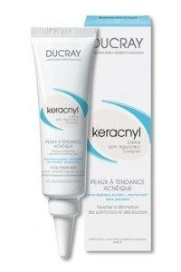 Keracnyl Crème Soin Régulateur Complet Peaux Grasses A Imperfections 30 ml