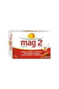 MAG 2 sans sucre 30 ampoules buvables