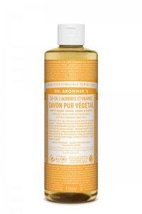 Savon pur végétal Agrumes et orange 473 ml