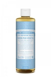Savon pur végétal Non parfumé pour bébé 473 ml