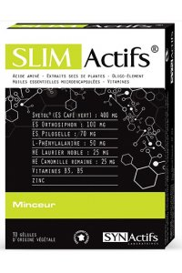 SLIMACTIFS 30 gélules