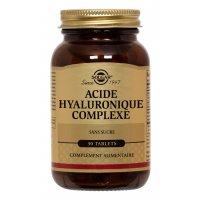 SOLGAR Acide Hyaluronique 30 comprimés