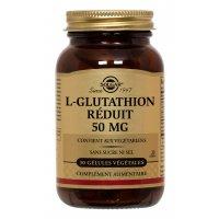 SOLGAR L-Glutathion 50mg 30 gélules
