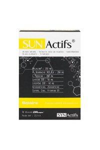 SUNACTIFS 30 gélules