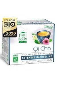 THE DEFENSES NATURELLES - Qi Cha 30 infusettes