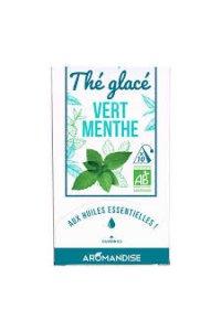 THE GLACE VERT MENTHE - 10 SACHETS