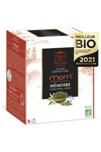THE MEMOIRE - Morri 30 infusettes
