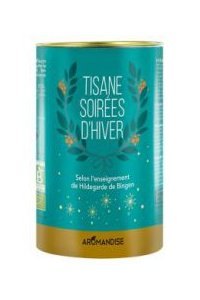 TISANE SOIREES D'HIVER AROMANDISE 100G