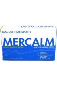 MERCALM 15 comprimés sécables